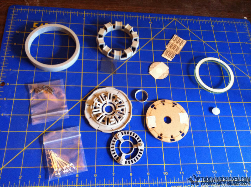 Ironman arc reactor build up from my kit img heavy timelapse video malvernweather Choice Image